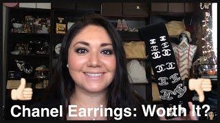 Chanel Earrings: Worth It?!