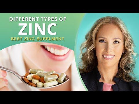 Different Types of Zinc   Best Zinc   Dr. J9 Live