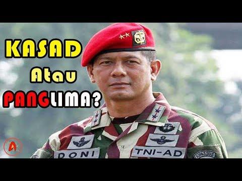 KASAD Atau PANGLIMA TNI, Karier Letjend Doni Munardo Selanjutnya ? (Part 4)