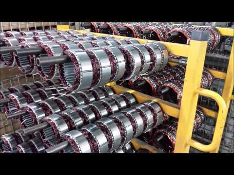 DSL Systems - Alternator Factory Presentation