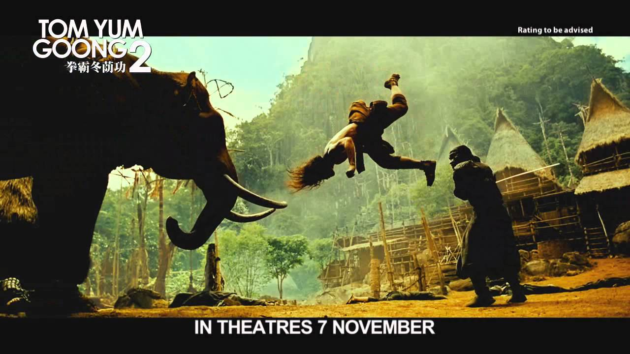 Tom Yum Goong 2 Official Trailer - YouTube