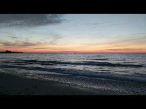Gorgeous sunset HD Guernsey