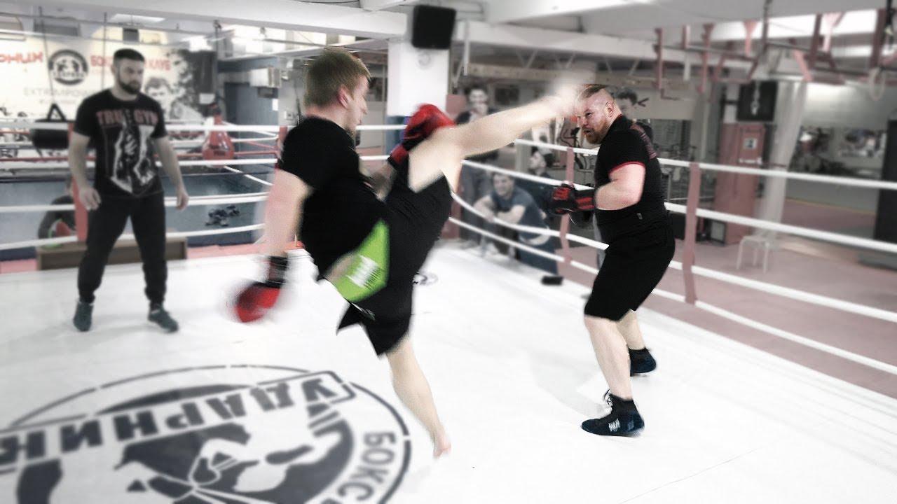 Дацик против Ушу Мастера / Проверил силу удара Дацика / Бой по правилам бокса