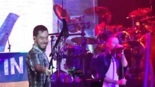 Linkin Park- Rio de Janeiro, Citibank Hall Day 1 (full show) DSP 2012 HD
