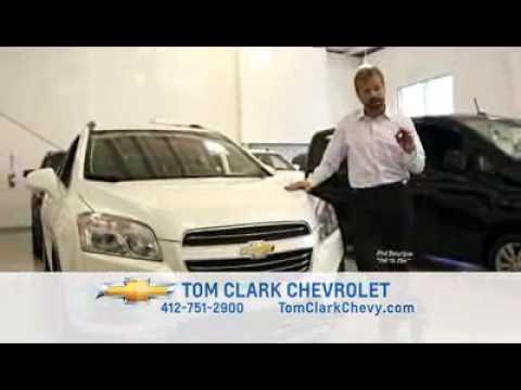 Tom Clark Chevy >> Phil Bourque For Tom Clark Chevrolet