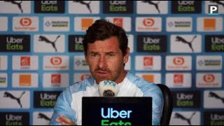 "Absence de supporters adverses : ""C'est une chose que je ne comprends pas"" (Villas-Boas)"