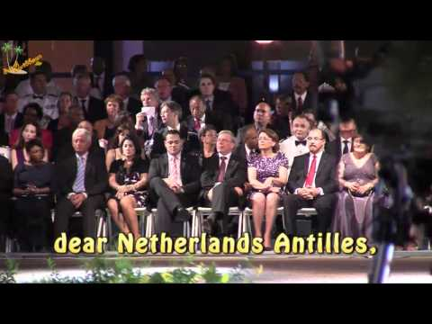 Anthem of Netherlands Antilles