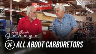 Skinned Knuckles: All About Carburetors - Jay Leno