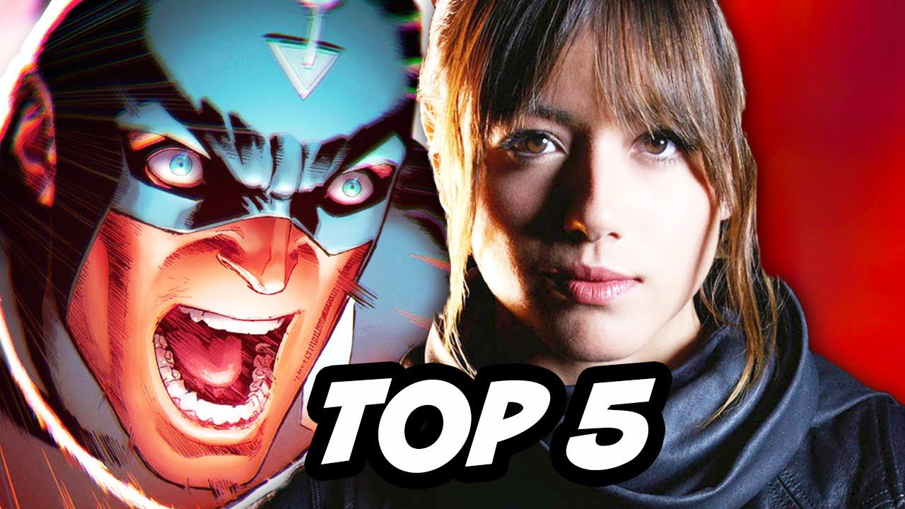 Download Marvel Agents Of SHIELD Season 2 Episode 11 - TOP 5 WTF