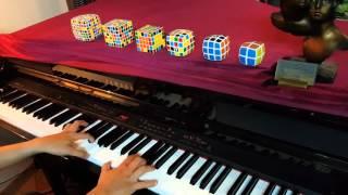 [Piano cover] Trái đất tròn không gì là không thể  - Nguyen Huyen Vu