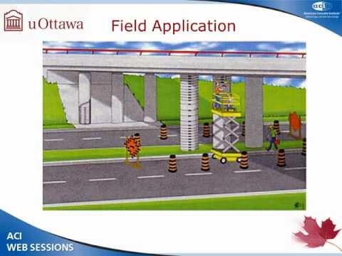 Seismic Repair of Reinforced Concrete Columns through Transverse Prestressing