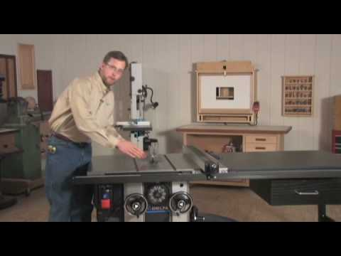 Woodworker's Journal Unisaw Review - Part 1