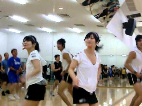 ボディアタック75② - YouTube