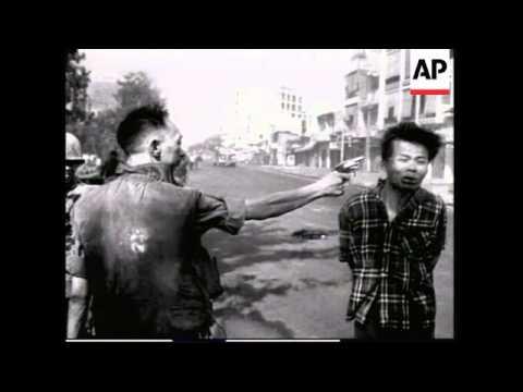 VIETNAM: GENERAL NGUYEN NGOC LOAN DIES AGED 67 IN THE USA - YouTube