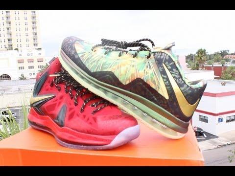 Nike Lebron 10 \