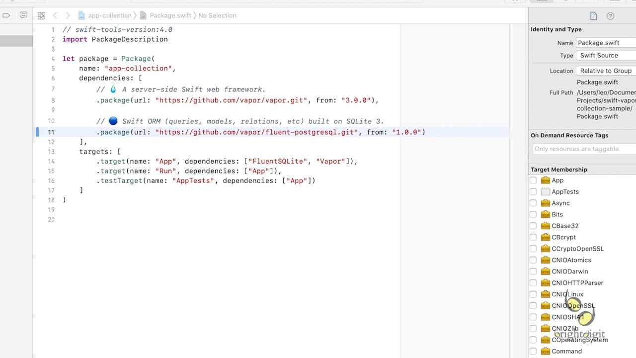 Vapor - Setup and Deployment with Heroku and Ubuntu - Learning Swift