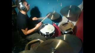 Biffy Clyro - Drum Cover - Victory Over the Sun