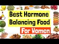 Best Food to Balance Hormones for women | Top Hormone Balancing Diet For  Women | Treat PCOS/ PCOD