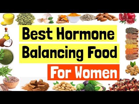 Best Food to Balance Hormones for women | Top Hormone Balancing Diet For  Women | Treat PCOS/ PCOD