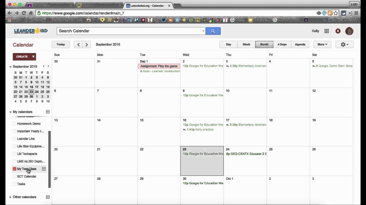 Image Result For Integrate Google Calendar