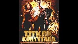 A titkok könyvtára 1 teljes film magyarul