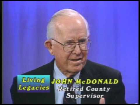 Living Legacies - John McDonald