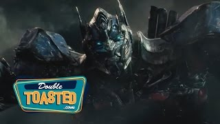 TRANSFORMERS THE LAST KNIGHT MOVIE TRAILER REACTION - Double Toasted Review