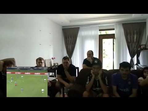 Hinchas del Corinthians Celebrando el Gol de Paolo Guerrero [Corinthians 1 x 0 Chelsea]