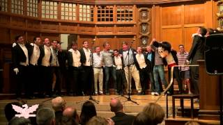 The Whiffenpoof Song - The Yale Whiffenpoofs of 2014