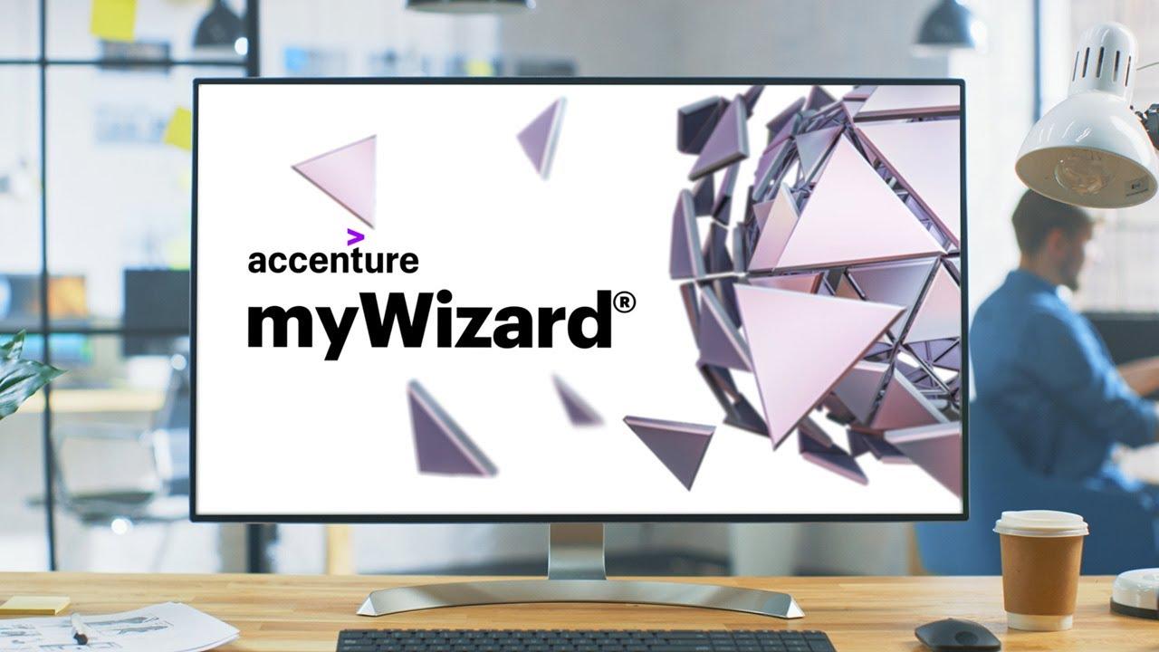 myWizard   Intelligent Automation Platform   Accenture