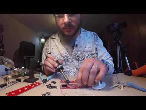 SDIY Class #4 - Zen and the art of Kit Assembly : Building the VBModular Overfolder Module