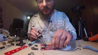 SDIY Class #4 - Zen and the art of Kit Assembly : Building the VBModular Overfolder Module