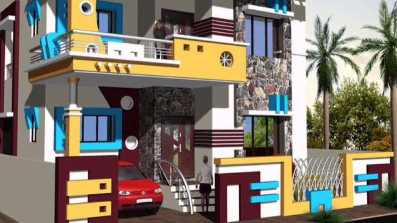 Top 100 House Design For Middle Class Family Youtube