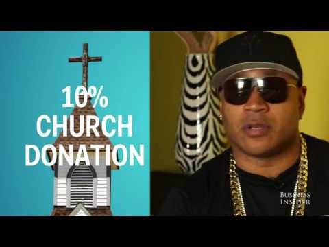 LL Cool J - we ask what he'd do with $1 million.mp4