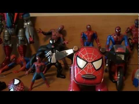 Spider-Man Collection (OLD) - YouTube
