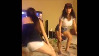 Melanie Acosta - Big Tits Bouncing While Dancing