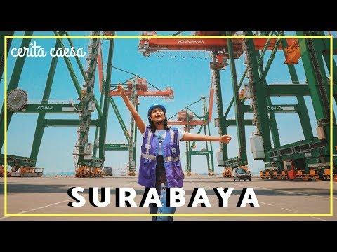 Surabaya Terseru aku! #CeritaCaesa