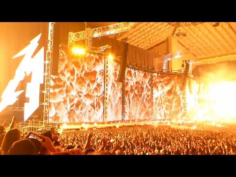 Metallica - Fuel LIVE San Antonio [HD] 6/14/17
