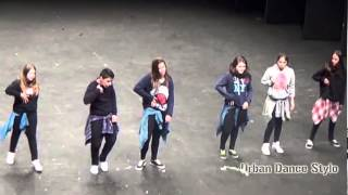 Urban Dance Stylo - Hip Hop (Torrent - Chocolate's Crew)