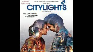 Muskurane ki wajah tum ho song by arijit Singh. Citylight full song.