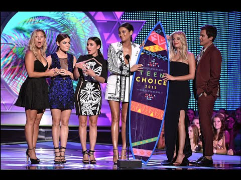 Pretty Little Liars- Teen Choice Awards 2015