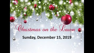 Christmas on the Lawn