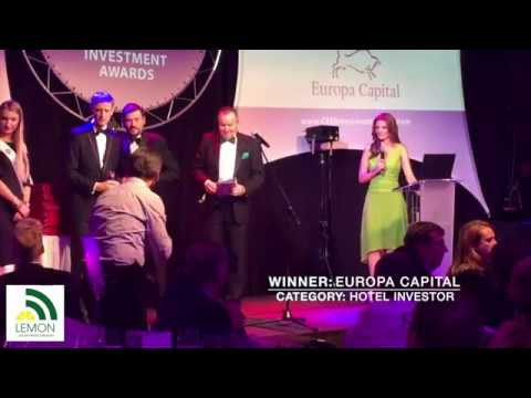 2017.10.26 - Investement & Green Building Awards – Gala – Hotel Investor