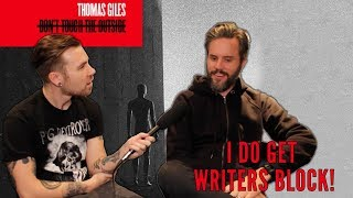 Tommy Rogers Talks Alter Ego Solo Project - 'Thomas Giles'