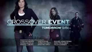 "Law & Order SVU Season 16 Episode 7 ""Chicago Crossover"" Promo 2 of 2"