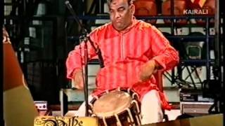 M S Lavanya musical(Rythm) fusion at sharjah. Drum Malamary Sasi,Chenda mattanoor shankaran Part 4