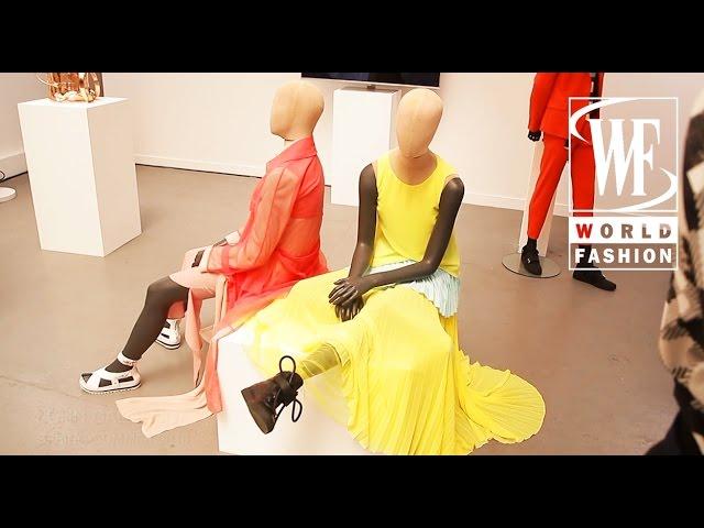 John Galliano Spring-Summer 2016 Paris Mens Fashion Week