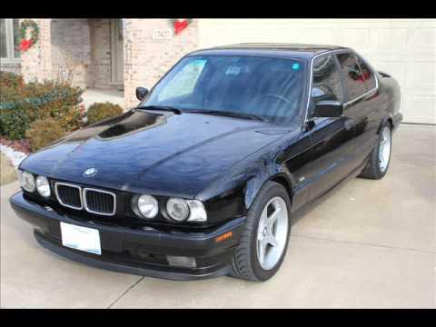 1995 BMW E34 530i V8 Soundwmv  YouTube