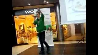 """RASTY"" Loves Me Not and All the Things She Said LIVE at Košice,Optima Center. 13.4 2012"