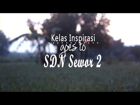 Kelas Inspirasi 2015 Lamongan SDN 2 Sewor